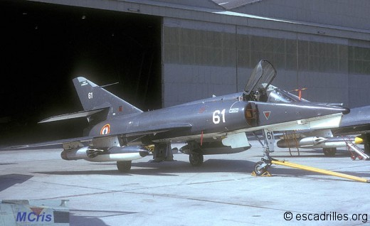 Etendard IVM de 11F en 1976