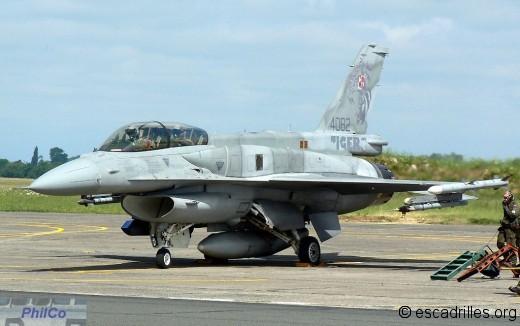 F-16D 2011