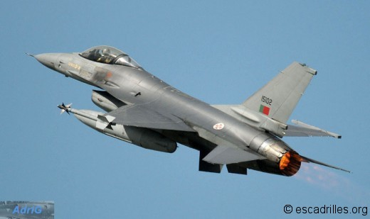 F-16 15102