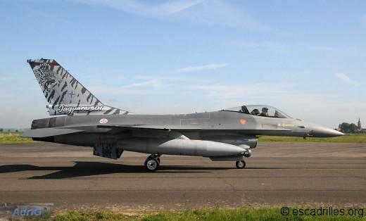 F-16A 301 Sqn