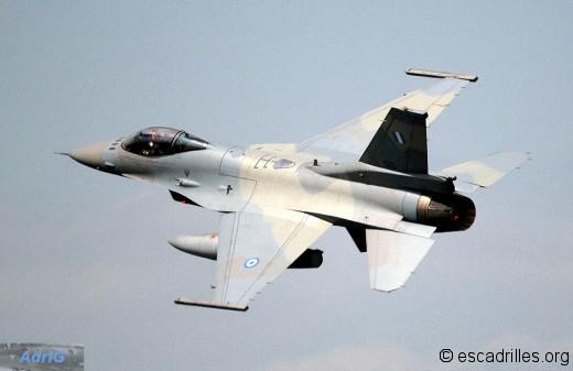 F-16 2011 Grèce