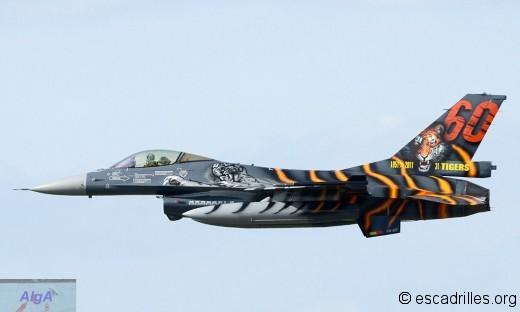 F-16A de la 31è
