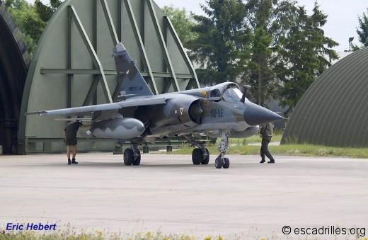 F-1CR 112-NE le 14 juillet