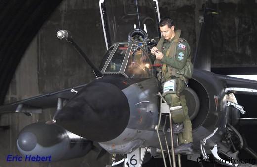 Pilote de F-1CR le 14 juillet
