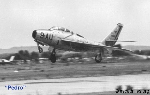 F-84F 9-AU