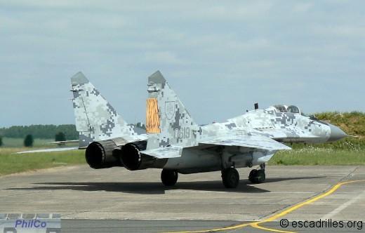 MiG 29 slovaque