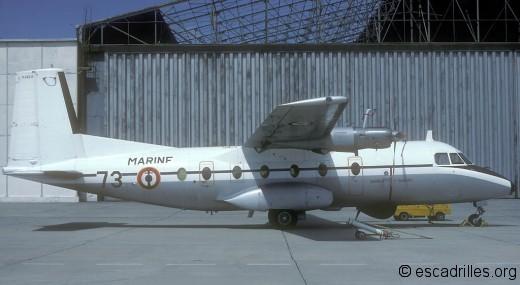Nord 262E de la 56S
