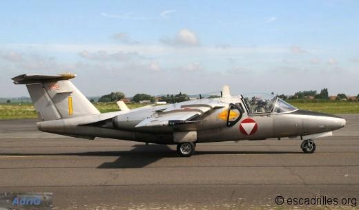 Saab 105 Autriche
