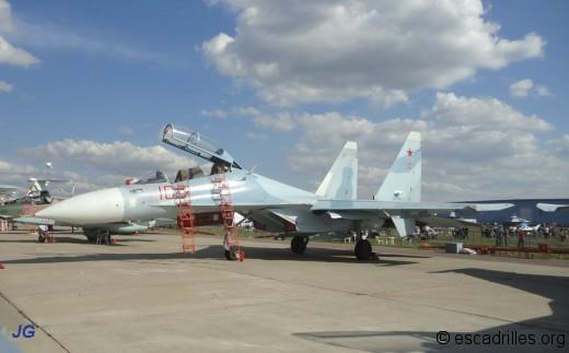 Sukhoi 27 biplace