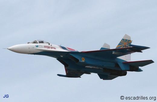 Un Sukhoi 27