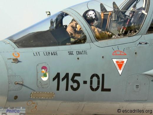 Cockpit 115-OL