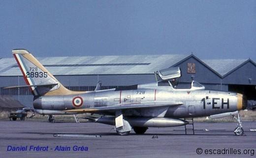 F-84F 1966 1-EH