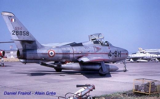 F-84F 1966 4-SH