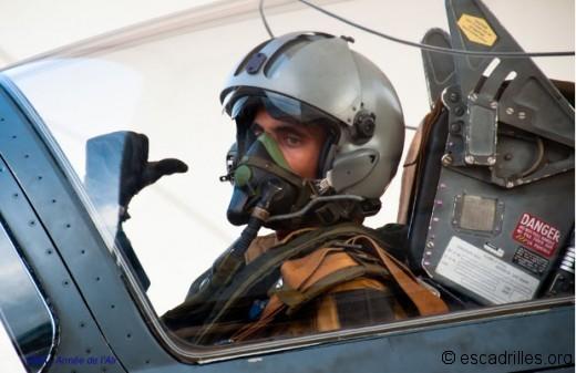 Pilote de Mirage 2000