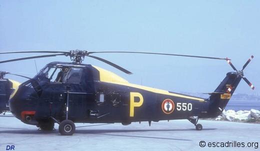 Sikorsky HSS à St Mandrier