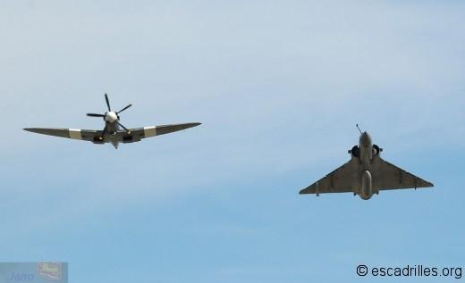 Spitfire et 2000