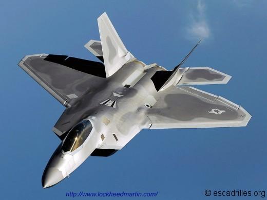 le F-22 Raptor