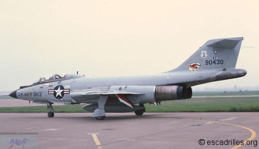F-101B 1978 NY-90430