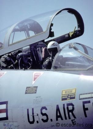 F-101 1980 Oregon-pilote