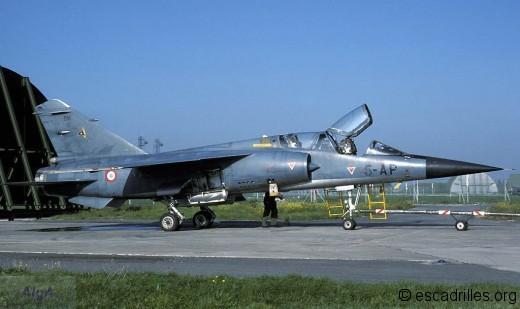 F-1B 5-AP vu en 1987