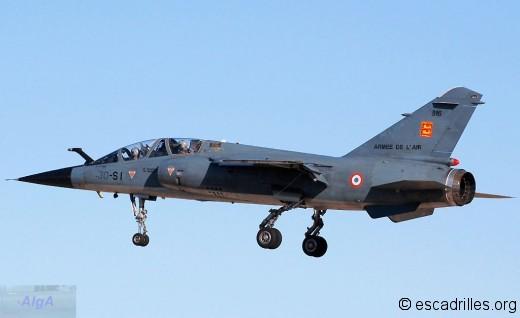 F-1B du 1/30 Normandie-Niémen en finale à Salon en 2008