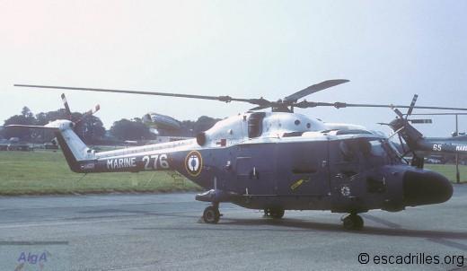 Lynx de la 34F 276 en 1983