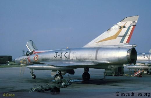 Mirage IIIE 1969 3-IC