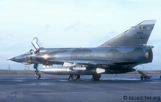 Mirage IIIE 1978 3-IF