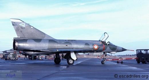 Mirage IIIE 1978 3-JM