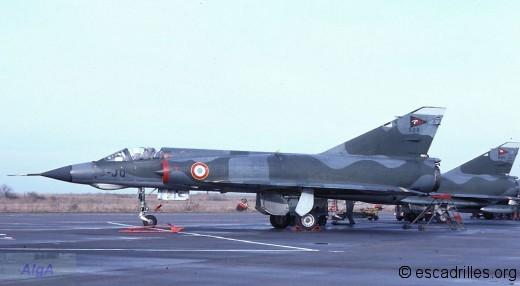 Mirage IIIE 1978 3-JQ