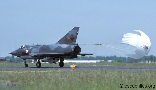 Mirage IIIE du 3/2 en 1984
