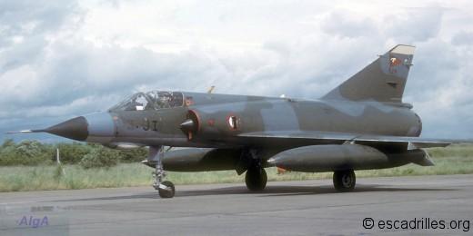 Mirage IIIE 3-JI 1988