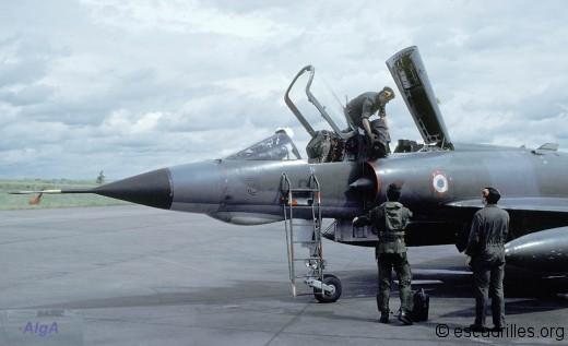 Mirage IIIE 1988