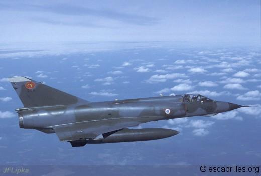 Mirage IIIE 1988 3-JD