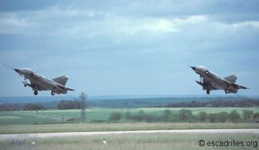 Mirage IIIE de la 3