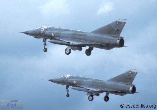 Mirage IIIE 2/3 1988