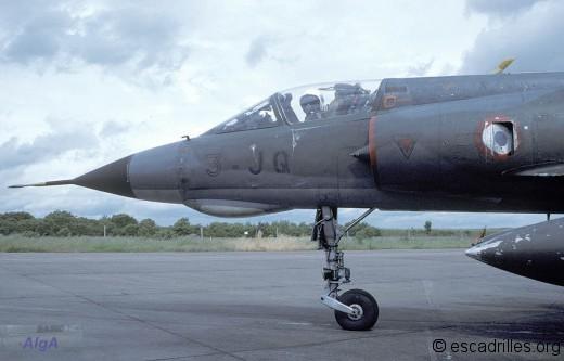 Mirage IIIE 1988 3-JQ