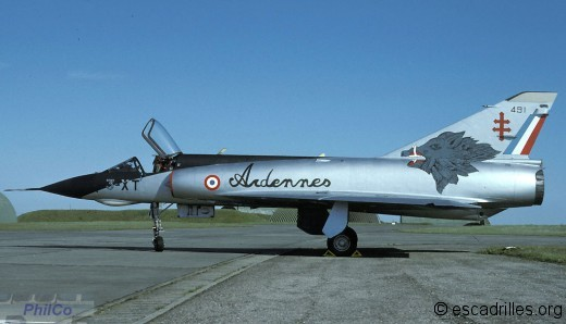Mirage IIIE 1993 3-XT