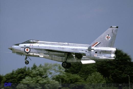 Lightning 1974 XN773