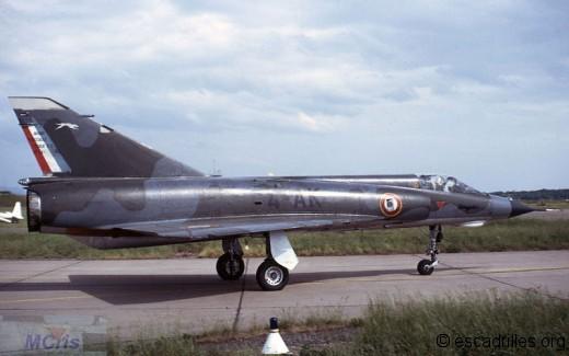 IIIE du 1/4 au roulage en mai 1971