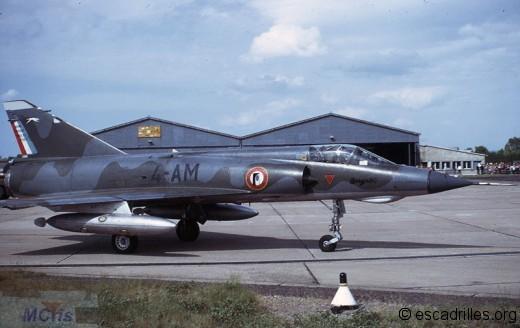 IIIE du 1/4 en mai 1971, au roulage