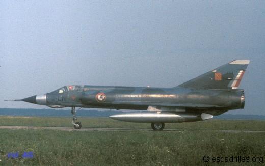 Mirage IIIE du 3/2 en 1973
