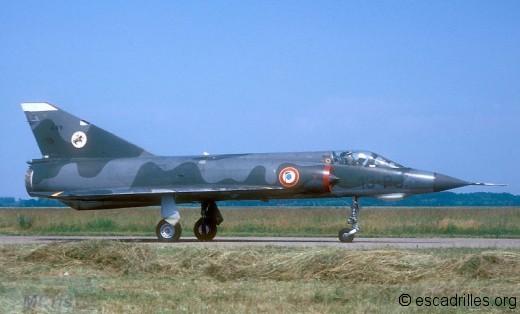 Mirage IIIE 1974 13-PJ