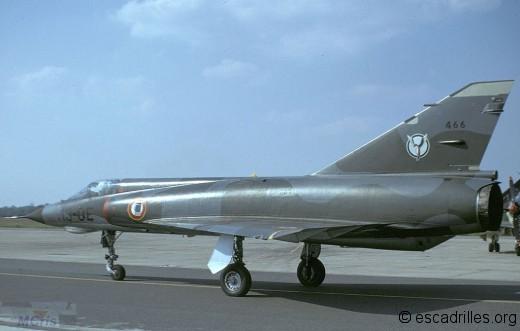 Mirage IIIE 1974 13-QE