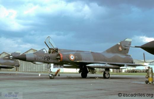Mirage IIIE 1977 13-PB