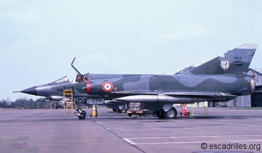 Mirage IIIE 1978 13-QC