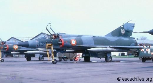 Mirage IIIE 1978 13-QD