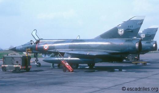 Mirage IIIE 1978 13-QH
