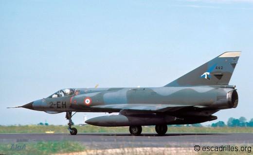 IIIE aux couleurs du Cigognes vu en 1984