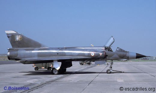 IIIE du La Fayette en 1986